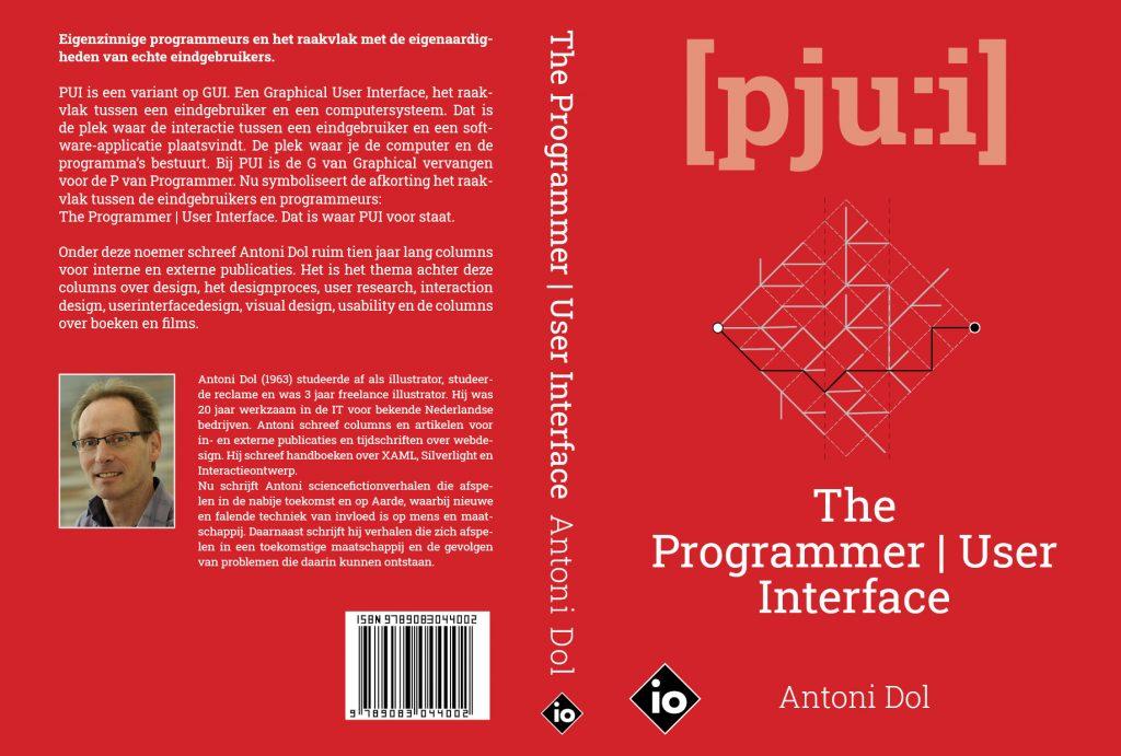 The Programmer   User Interface omslag