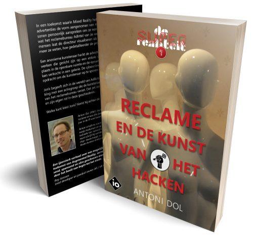 2 exemplaren van Reclame en de Kunst van het Hacken